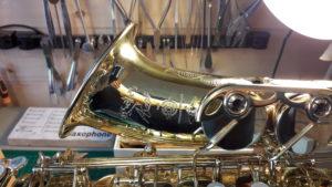 Saxophone Axos