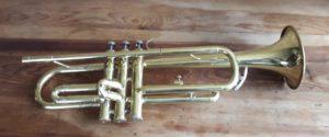 Trompette Melody Maker