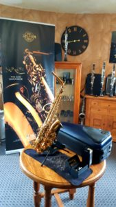 Saxophone suprême